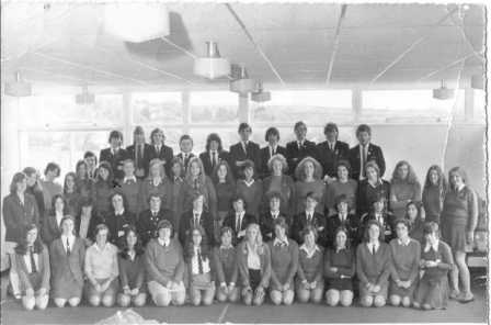Lower 6th form 1973